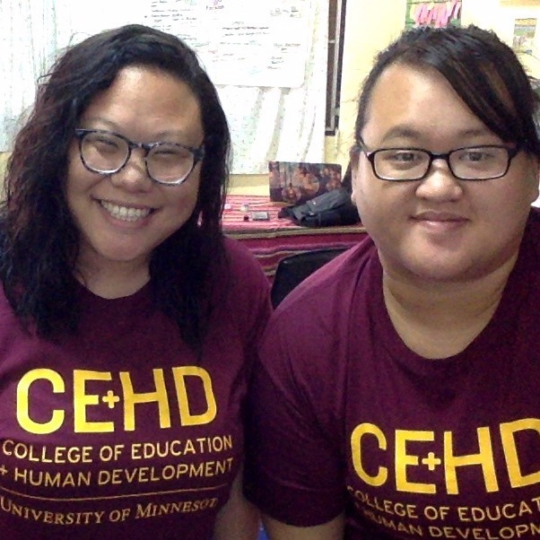 CEHD students in Thailand
