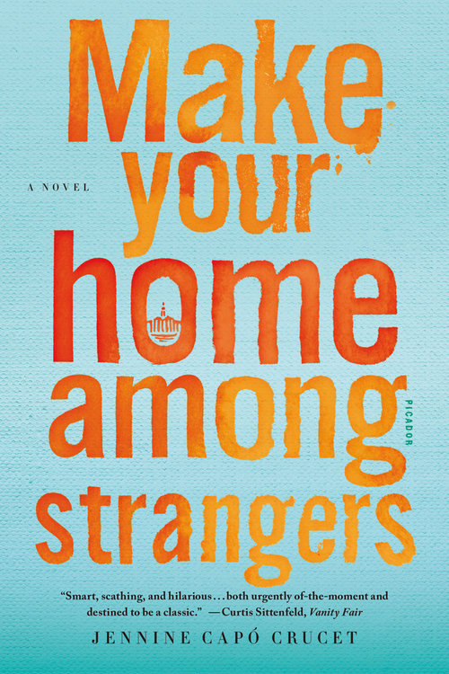 Make Your Home Among Strangers cover