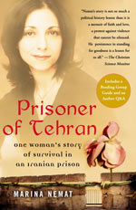 Prisoner of Tehran book jacket