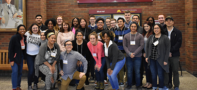 Students attend 2018 Diversity in Psychology program