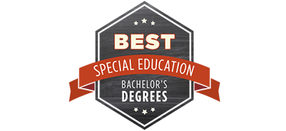 Best Bachelors in Special Education logo